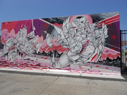 Art Walls Coney Island May 2015