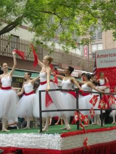 Youthful Ballerinas