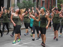 Dance-Fitness Jubilation