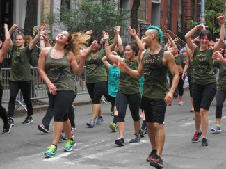 Dance-Fitness Jubilation