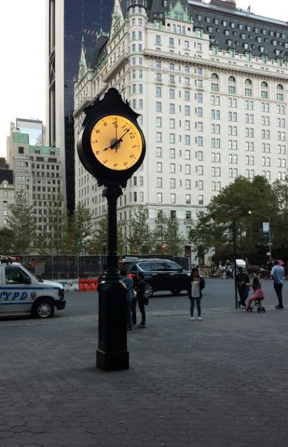 12 Reverse clock, CP