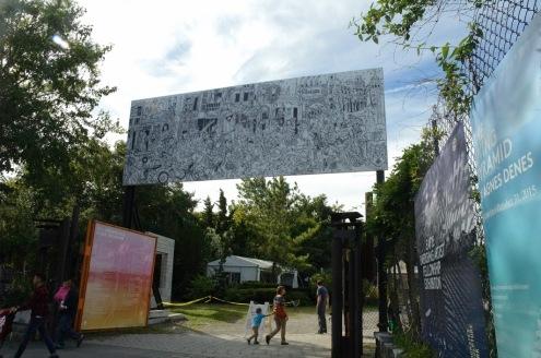 .5 Socrates park Entrance
