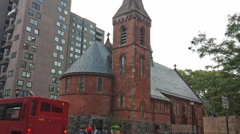 6 Historic Church Roosevelt Island