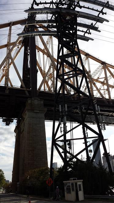 9 Urban Skeletons- tram and bridge