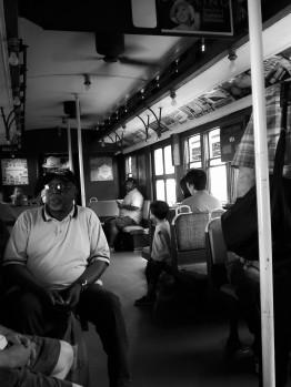 Inside an 80 Year Old Train Car