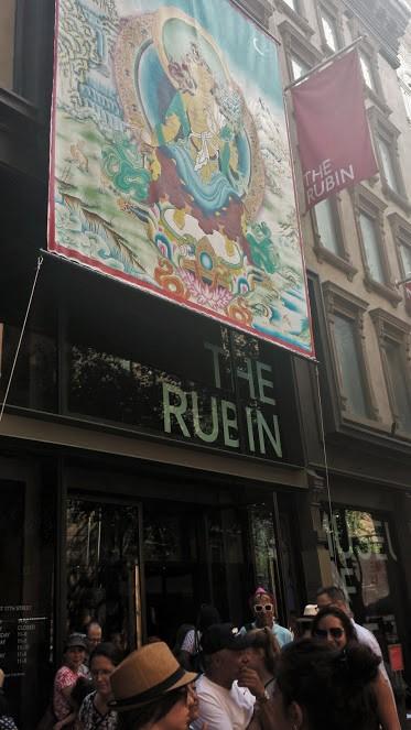 Rubin Museum Block Party