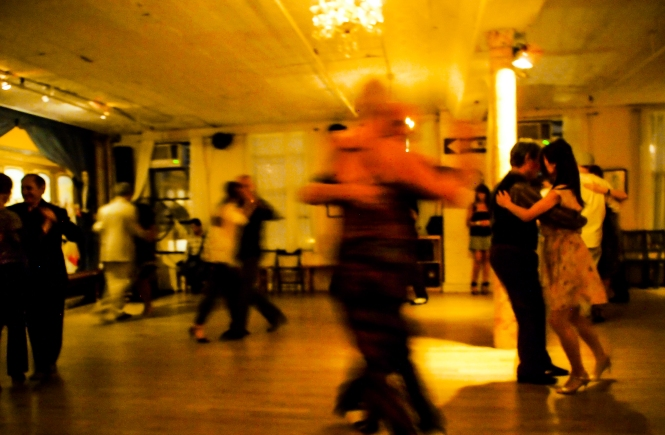 My Beloved Tango Studio Triangulo Closed at the end of 2017