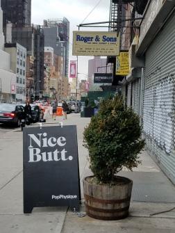 NYC Is cheeky