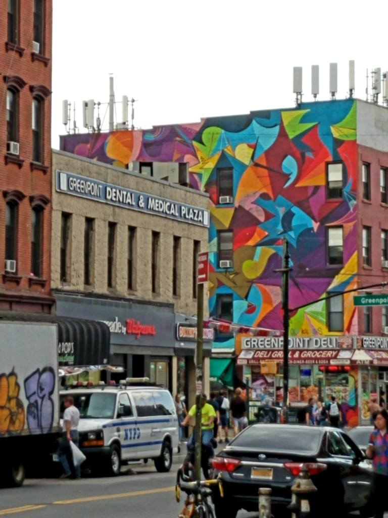 Greenpoint Avenue