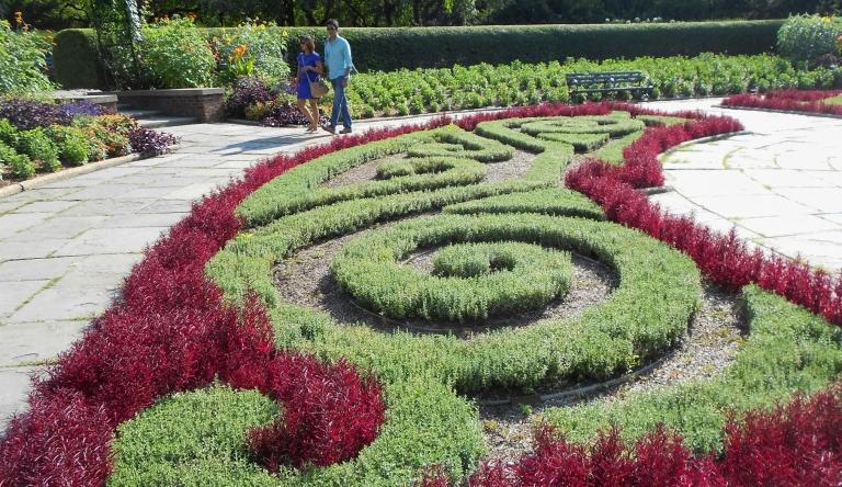 Conservatory Garden 005