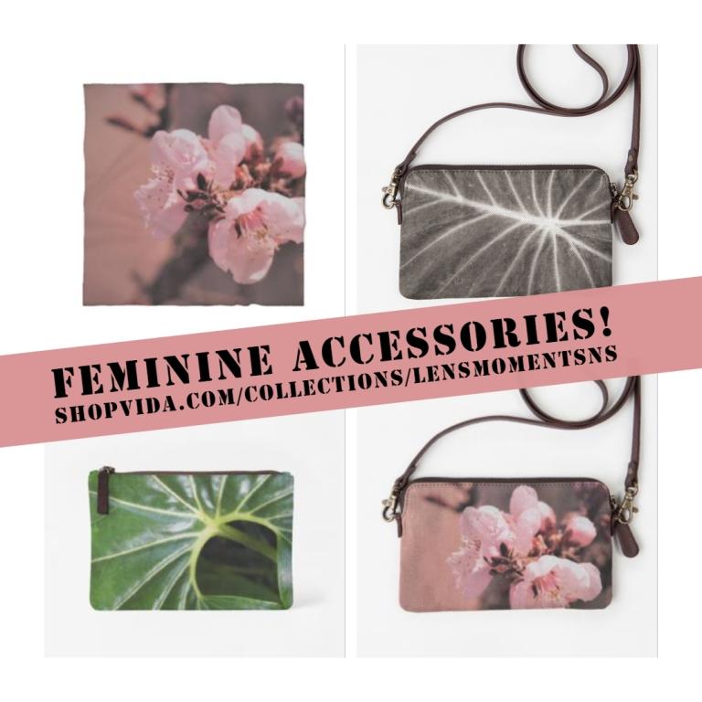 VIDA Feminine Acessories