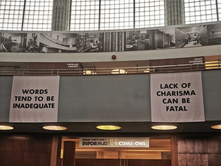 Photo of theExhibition inside Brooklyn Public Library Central Branch by LensMomentsNS