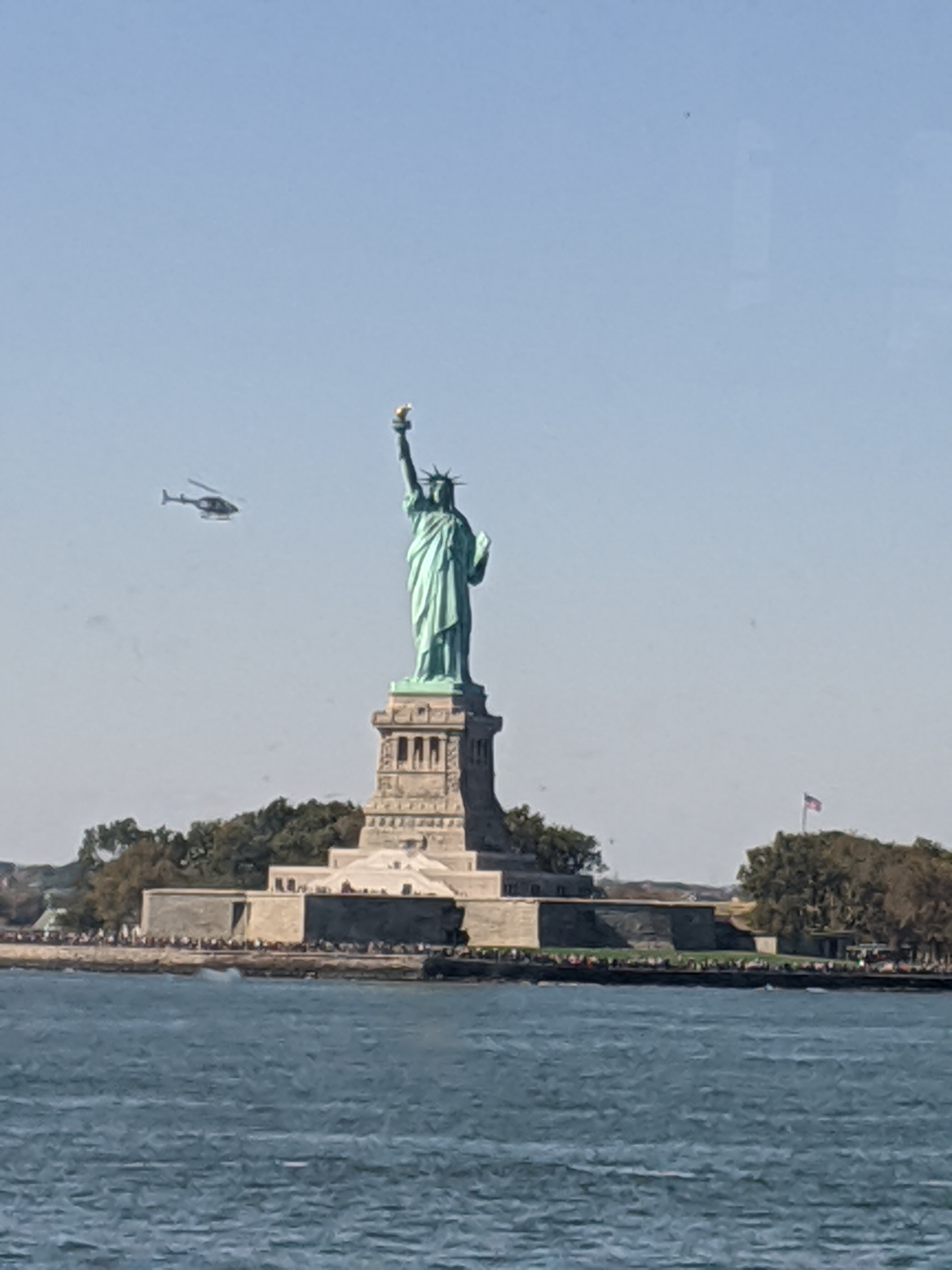 The View from Staten Island: What I Saw in New York